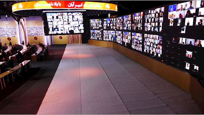 سالگرد قیام کبیر آبان در اشرف۳ با یاد شهیدان