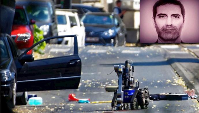 محاکمه اسدالله اسدی دیپلمات تروریست رژیم در بلژیک