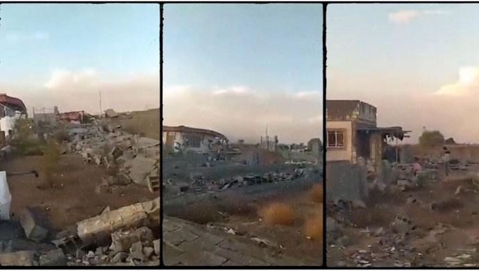 تخریب خانه های مردم در یحیی آباد اصفهان