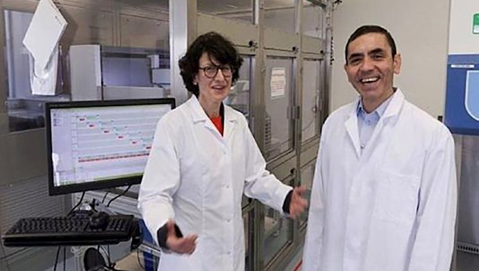 اوگور شاهین کاشف نخستین واکسن ویروس کرونا