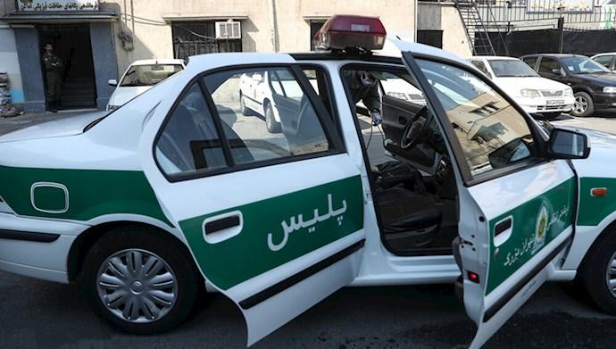 کشته شدن مأمور نیروی انتظامی در شهر کرد