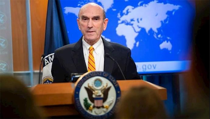 الیوت آبرامز نماینده ویژه آمریکا در امور ایران