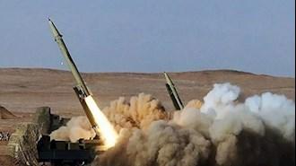 موشکهای رژیم آخوندی - آرشیو