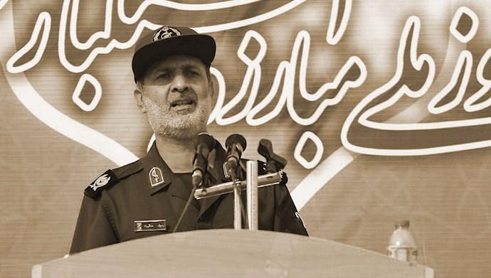 پاسدار رسول سناییراد معاون سیاسی دفتر خامنهای