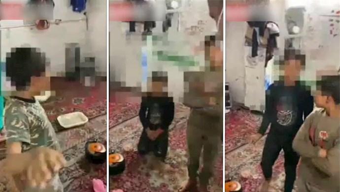 سوءاستفاده مخفیانه از کودکان کار توسط پیمانکار شهرداری کرج
