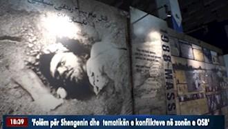 گزارش قتل عام از تلویزیون فاکس آلبانی