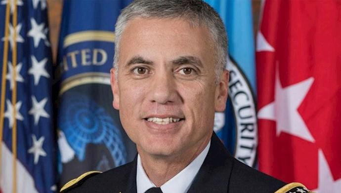 ژنرال پل میکی ناکازون مدیر آژانس امنیت ملی آمریکا