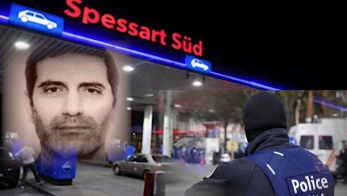 محاکمه دیپلمات تروریست رژیم آخوندی  اسدالله اسدی