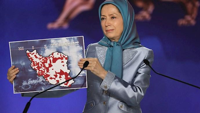 تصاویری از مراسم سالگرد قیام کبیر آبان در اشرف۳ با یاد شهیدان - 4