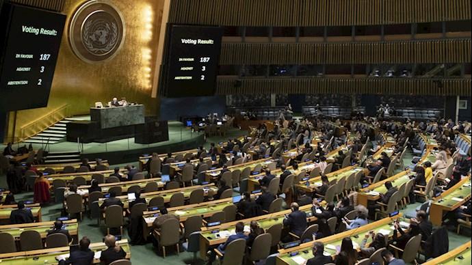 مجمع عمومی ملل متحد