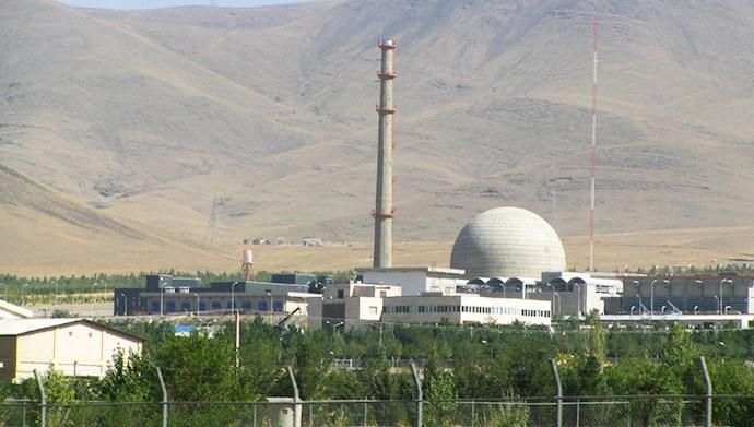 برنامه اتمی رژیم ایران