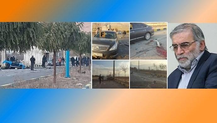 نیویورک تایمز: فخریزاده موتور محرکهٔ برنامه اتمی رژیم ایران