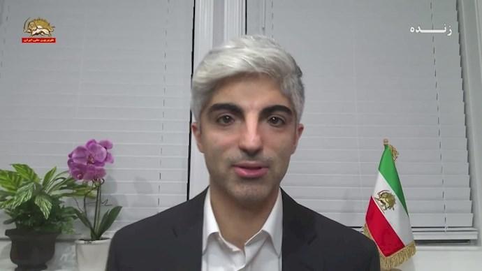 آیدین سعیدیان - انجمن جوانان سازمان جوامع ایرانیان- آمریکا - 0