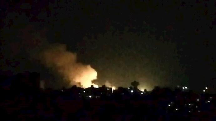 کشته شدن ۸تن از شبهنظامیان رژیم آخوندی در سوریه