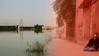 بجرانهای استان خوزستان