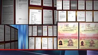 اسناد و مدارک جرم سفرهای مزدور سعدونی به ایران و ارتباطاتش با وزارت اطلاعات