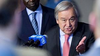 آنتونیو گوترز، دبیرکل سازمان ملل متحد