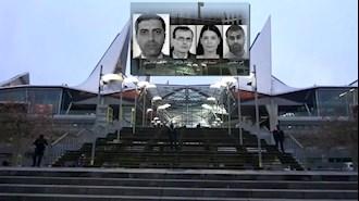 محاکمه دیپلمات تروریست رژیم در آنتورپ بلژیک