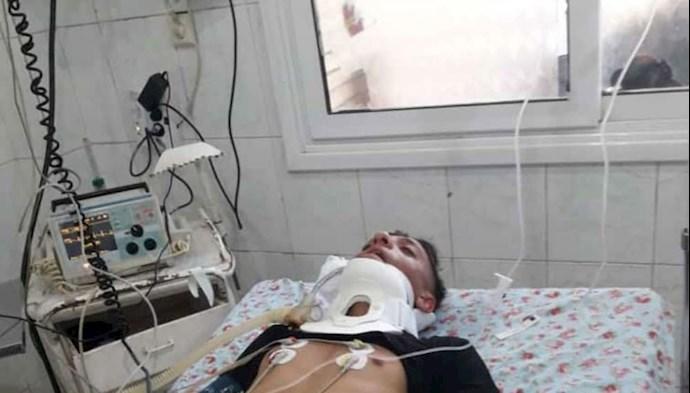 خودکشی رضا الکثیر  کارگر  اخراجی هفت تپه