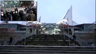 محاکمه تروریسم رژیم آخوندی در دادگاه بلژیک