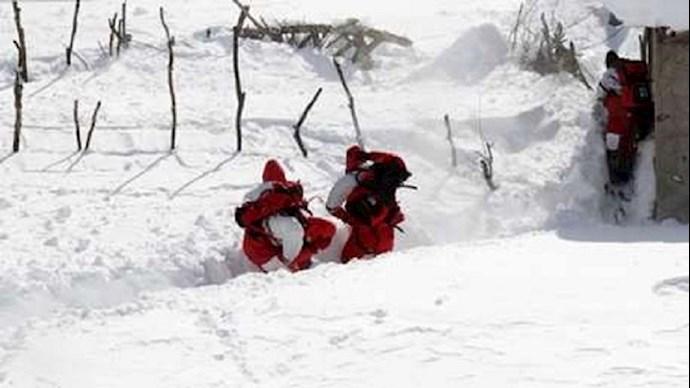 در جستجوی کوهنوردان مفقود شده