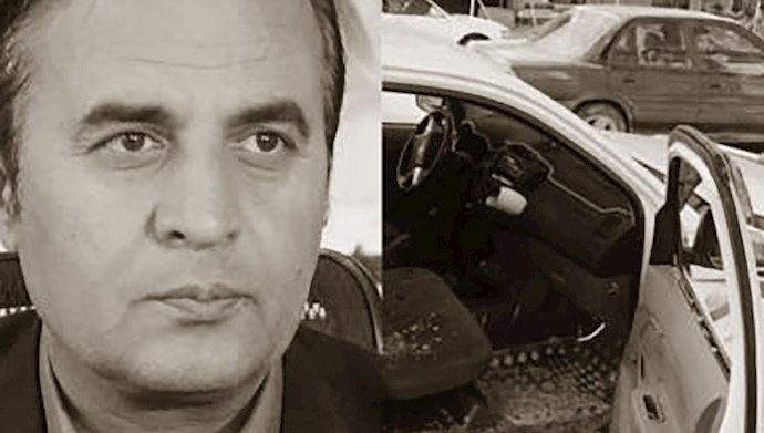 کشته شدن سرکرده مرزی رژیم در کرند گلستان