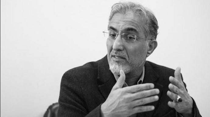 حسین راغفر کارشناس حکومتی در امور اقتصادی