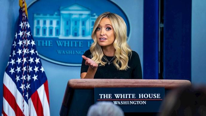 سخنگوی مطبوعاتی کاخسفید خانم کیلی مکننی