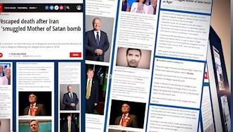 محاکمه دیپلمات تروریست رژیم آخوندی