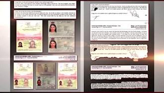 دادگاه بلژیک – آنتورپ - برملا شدن اسناد و مدارک جرم