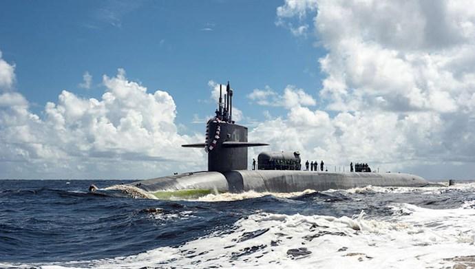 زیردریایی اتمی آمریکا