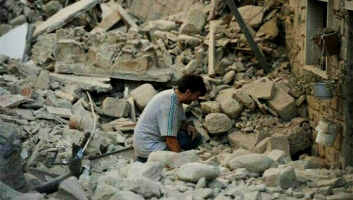 زلزله بم