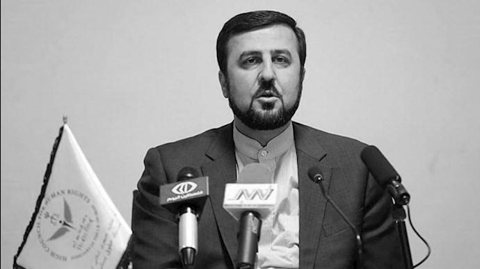 کاظم غریبآبادی نماینده رژیم در آژانس
