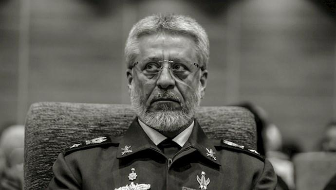سیاری معاون هماهنگ کننده ارتش تحت امر خامنهای