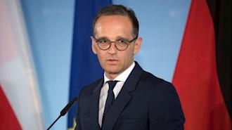 هایکو ماس وزیر خارجة آلمان