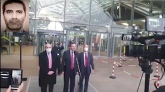 آغاز دومین جلسه محاکمه اسدالله اسدی دیپلمات تروریست رژیم آخوندی در بلژیک