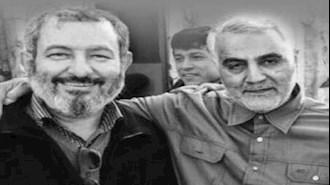 سردژخیم قاسم سلیمانی - پاسدار رسول استوار سرکرده نیروی تروریستی قدس