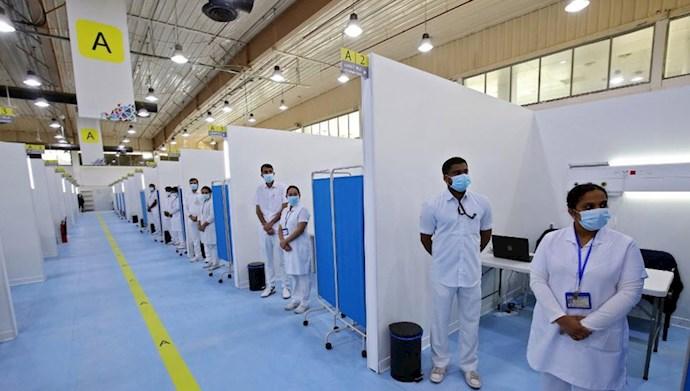 -کویت واکسیناسیون