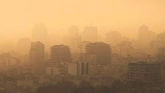 ادامه آلودگی هوا در شهرها