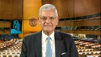 ولکان بوزکر،رئیس مجمع عمومی مللمتحد