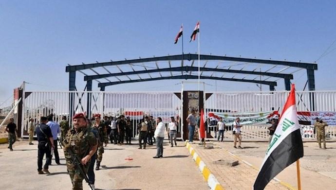 گذرگاه مرزی ایران و عراق - آرشیو