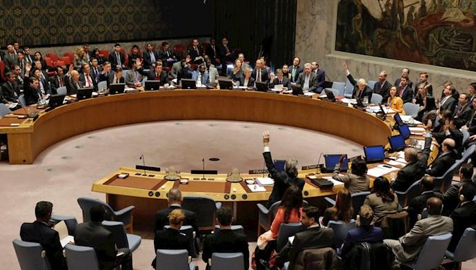 شورای امنیت  ملل متحد - عکس از آرشیو