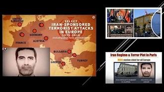 اسدالله اسدی دیپلمات تروریست رژیم