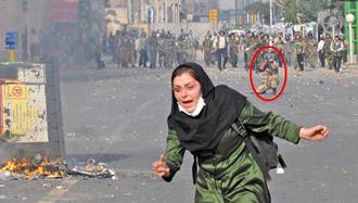 سرکوب مردم در اعتراضات ۸۸