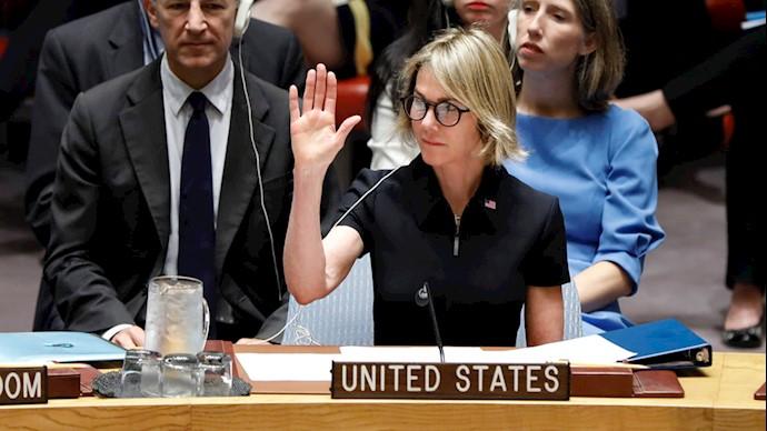 نماینده آمریکا در شورای امنیت ملل متحد