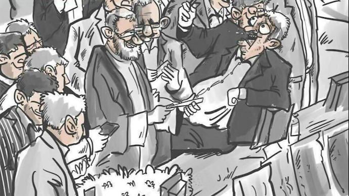 مجلس فرمایشی ارتجاع