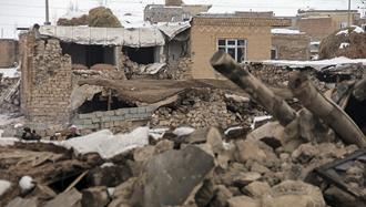 ویرانیهای زلزله