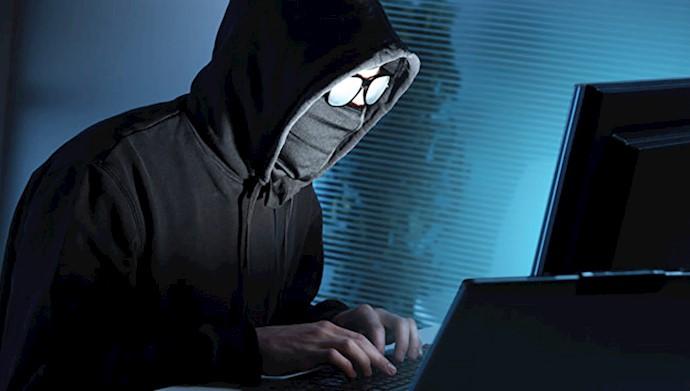 حمله هکرهای رژیم ایران