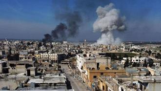 درگیری گسترده میان ترکیه و رژیم اسد