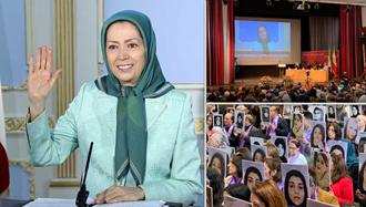 مریم رجوی - پیام به گردهمایی زنان نیروی تغییر استکهلم
